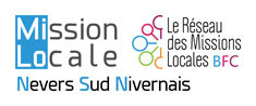Logo Mission Locale de Nevers