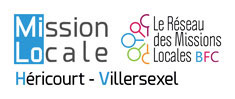 Logo Mission Locale d'Héricourt